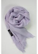 Pashmina Hijab Hell lavendel