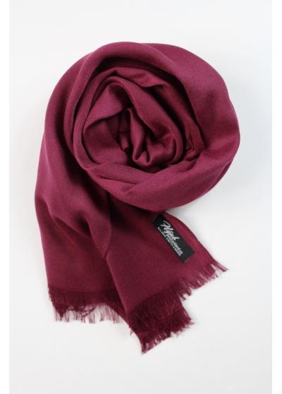 Pashmina hijab red rose