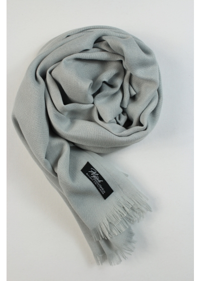 Pashmina hijab french grey