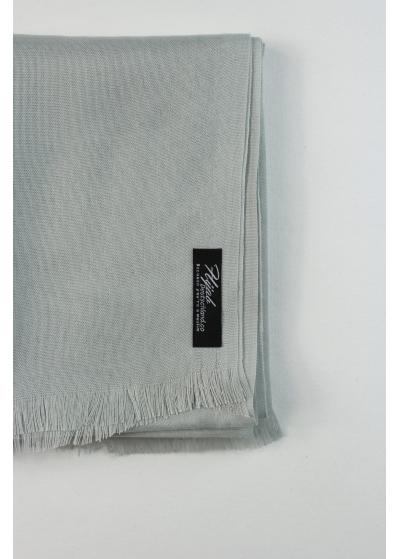 Pashmina hijab french grey 2