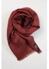Pashmina hijab moroccan red