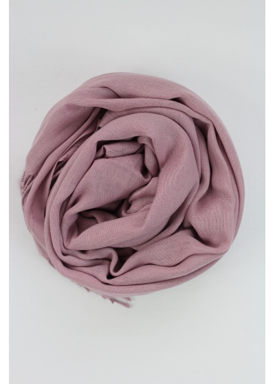 Pashmina Hijab Dusty rose
