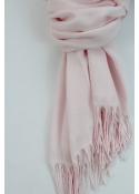 Pashmina hijab Pastel rose 2