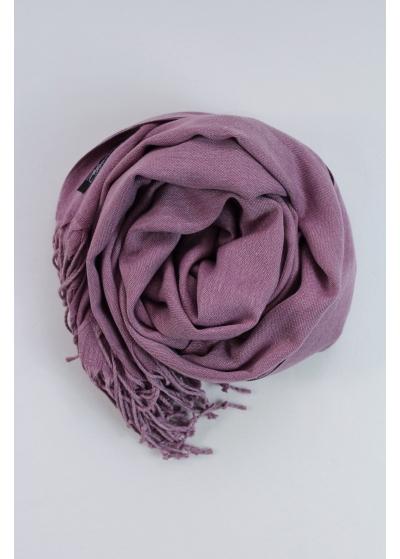Pashmina hijab lilac
