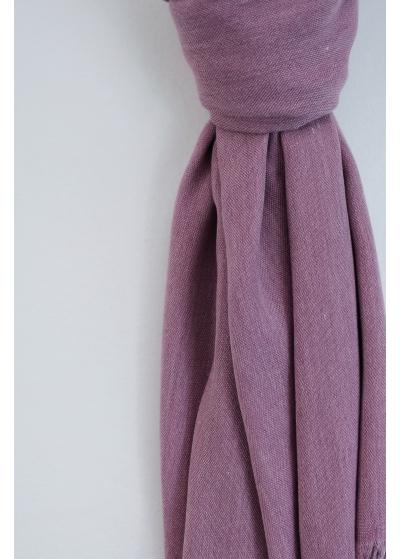 Pashmina hijab lilac 2