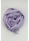 Pashmina hijab light lavendel