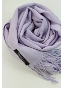 Pashmina hijab light lavendel 2