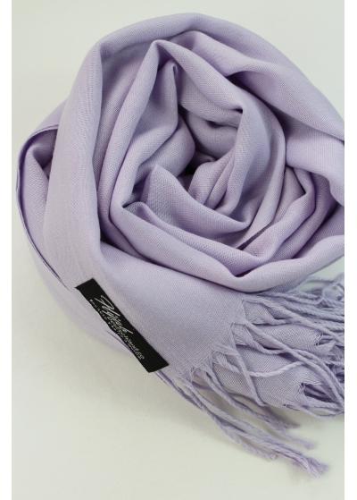 Pashmina Hijab Hell Lavendel  2