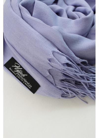 Pashmina Hijab Lavendel 2