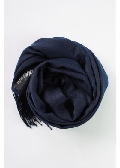 Pashmina Hijab Dark navy