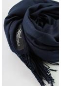 Pashmina Hijab Dark navy 2