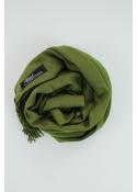 Pashmina Hijab Khaki grün