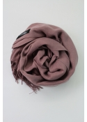 Pashmina Hijab Rose taupe
