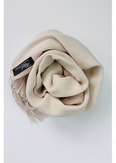 Pashmina hijab Cream 2