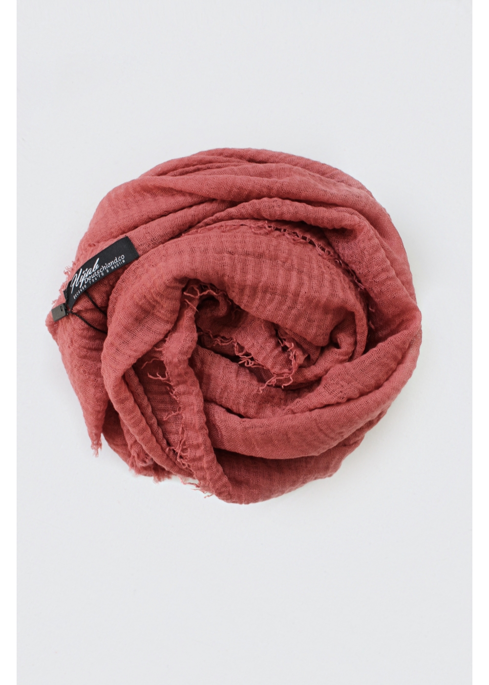 Daily Hijab crushed berry