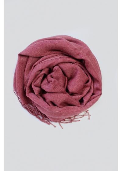 Pashmina hijab raspberry mottled