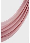 Luxus Kreppschal rose blush 2