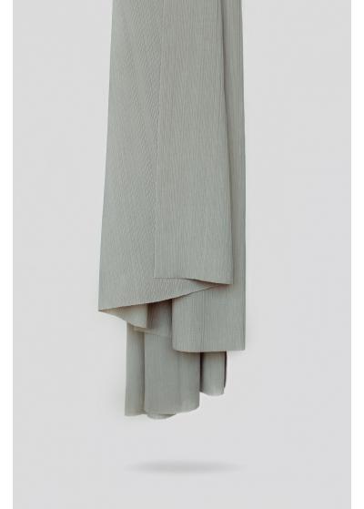 Stretch Hijab Pale olive 2