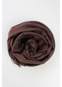 Pashmina Hijab Chocolate