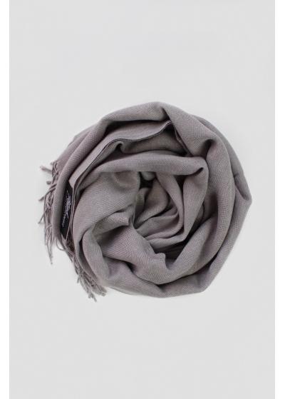 Pashmina hijab grey