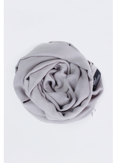 Pashmina Hijab Hellgrau