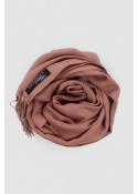 Pashmina hijab Rose brown