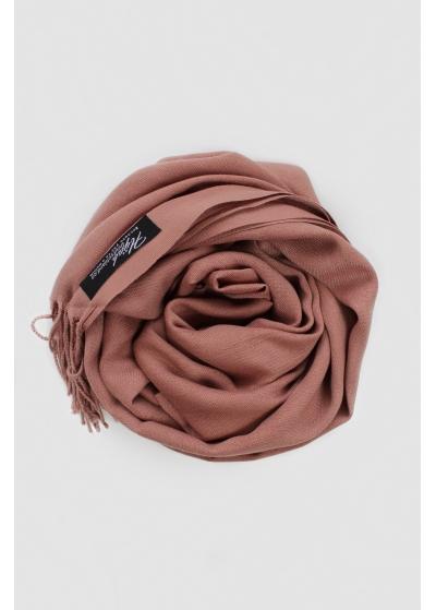 Pashmina Hijab Rose braun