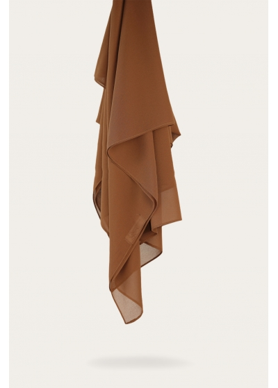 Chiffon Stretch hazelnut