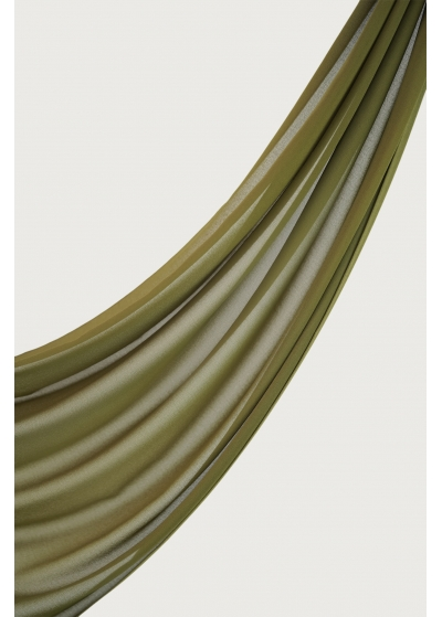 Chiffon Stretch dark olive 2