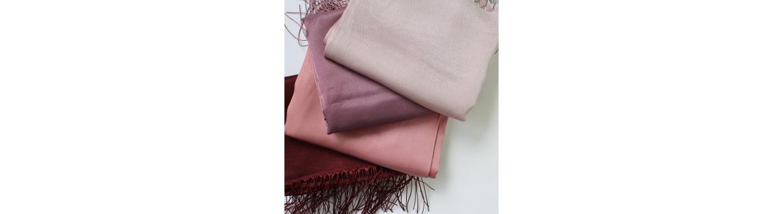 Viscose hijab scarves for elegant looks