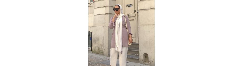 Jersey hijab scarfes